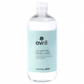 Lotion micellaire - 500 ml certifié bio