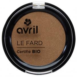Ombretto Noisette irisé  Certificato bio