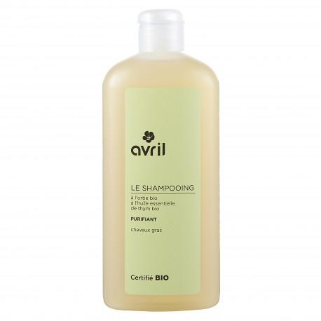 Shampoo purificante Capelli grassi bio