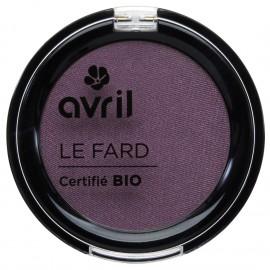 Ombretto Prune Irisé  Certificato bio