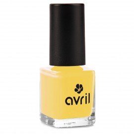 Vernis à ongles Jaune Curry n°680