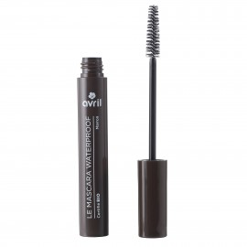Mascara Waterproof marrone bio