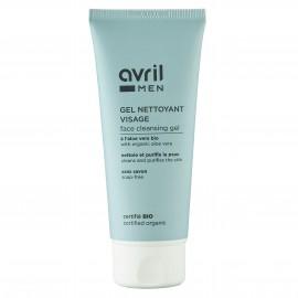 Gel detergente viso Uomo  100 ml – Certificato bio