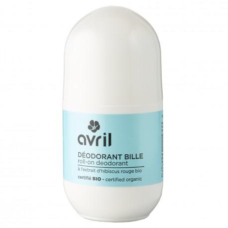 Déodorant bille - 50 ml certifié bio