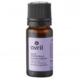 Olio essenziale di Lavanda vera bio  10 ml (riassortimiento 01/02)