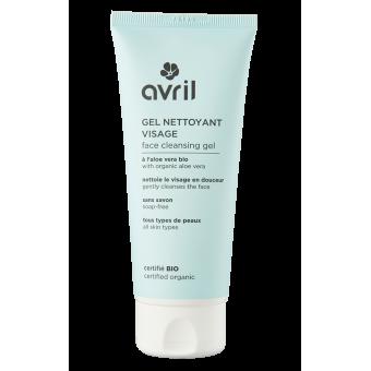 Gel detergente viso  100ml - Certificato bio