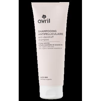 Shampoo anti-forfora  250 ml - Certificato bio