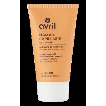 Maschera per capelli  150 ml - Certificata bio
