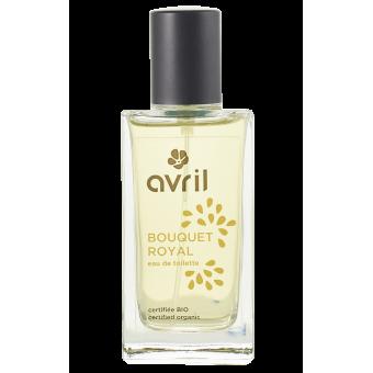 Acqua di colonia Bouquet royal  50 ml - Certificata bio