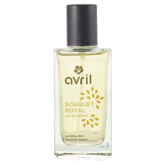 Acqua di colonia Bouquet royal 50 ml -  Certificata bio
