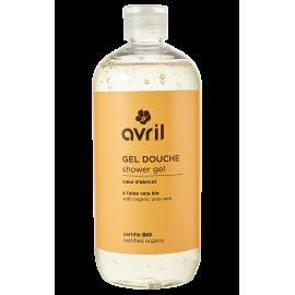 Gel doccia Coeur d'abricot  500 ml - Certificato bio