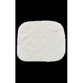 Ampio quadrato struccante lavabile Bambino   In cotone bio