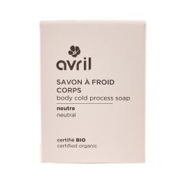 Sapone corpo neutro 100g - Certificato bio