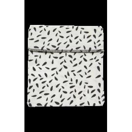 Furoshiki Zebre 52 x 52 cm  In cotone bio