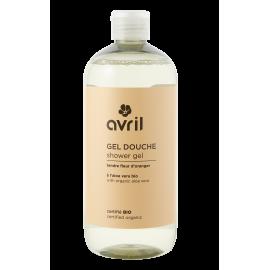 Gel doccia Tendre Fleur d'Oranger  500 ml - Certificato bio