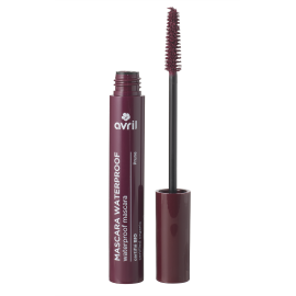Mascara Waterproof Prune  Certificato bio