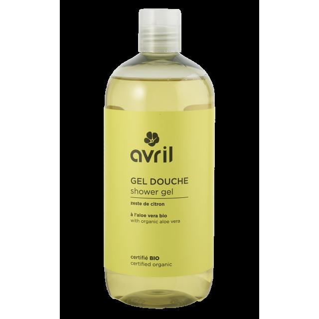 Gel doccia Zeste de citron bio