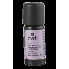 Olio essenziale di Lavanda aspic bio  10ml