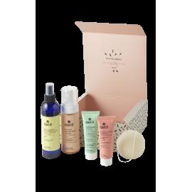 Coffret cadeau Routine peau clean Cosmétiques certifiés bio