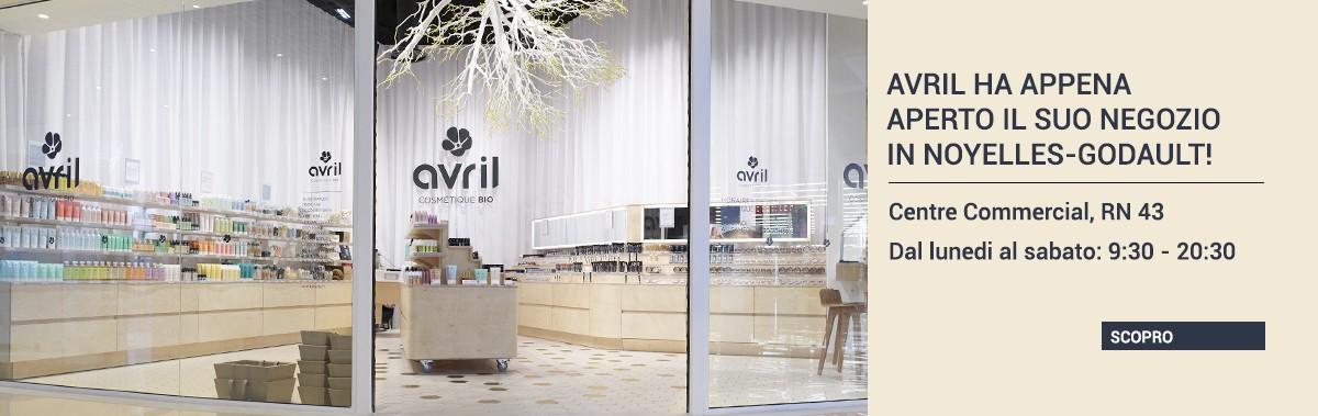 Avril ha appena il suo nuevo negozio in Noyelles-Godault