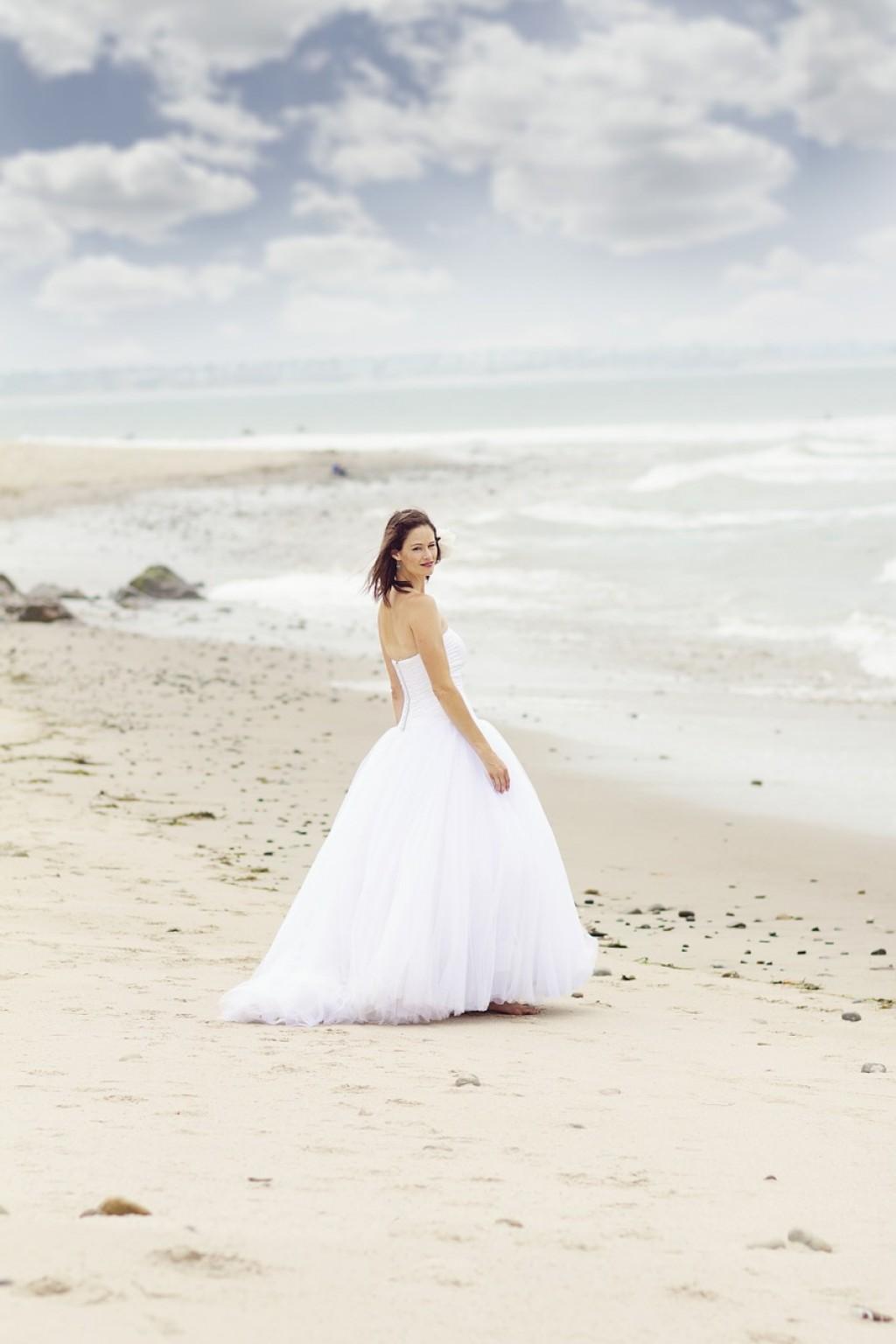 Trucco di matrimonio naturale e bio